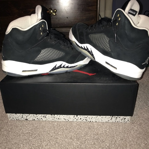 Jordan Shoes | Jordan Retro 5 Oreo